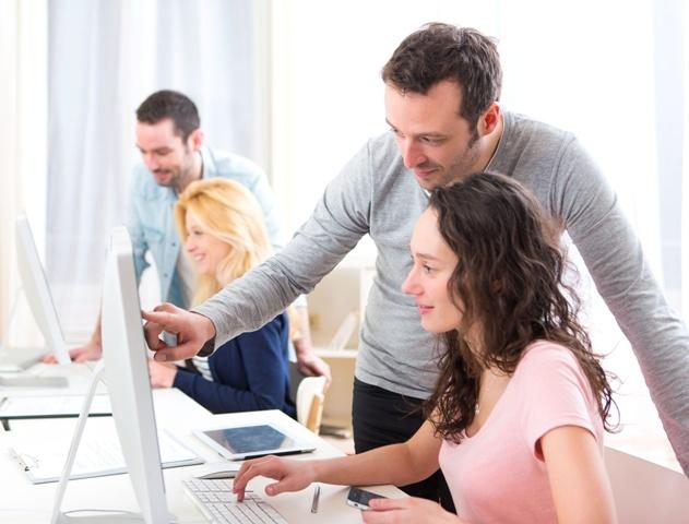 Los 4 pasos del proceso de capacitación de personal