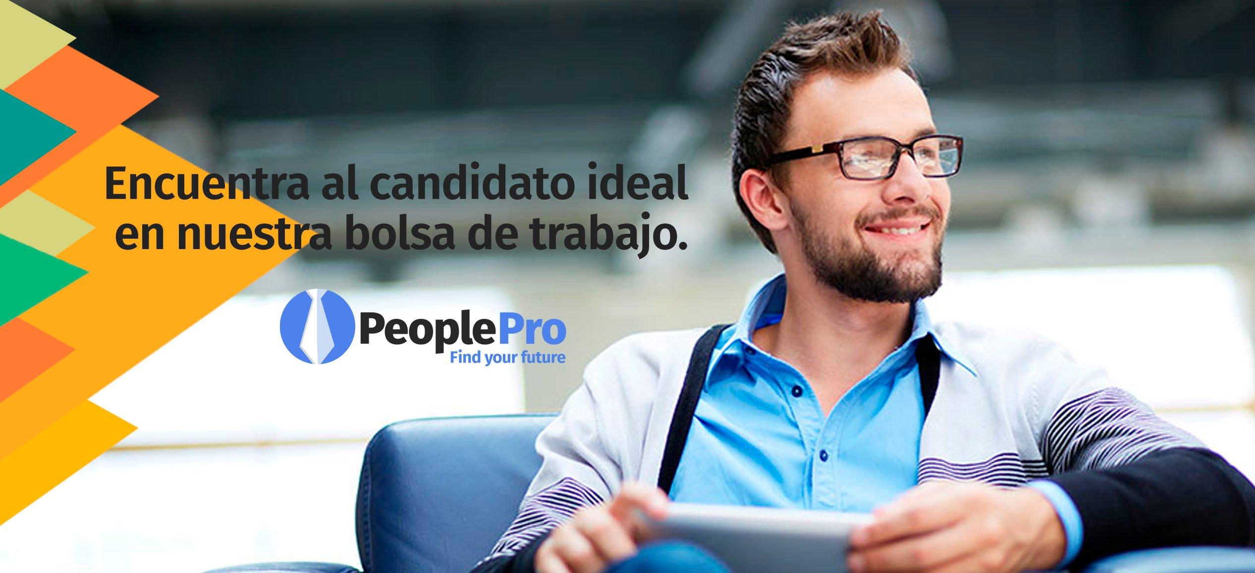 PeoplePro, La Nueva Bolsa de Trabajo