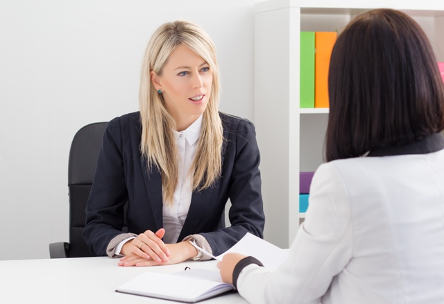 Pasos de la entrevista laboral