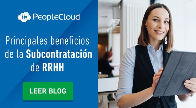 Principales beneficios de la subcontratación de RRHH