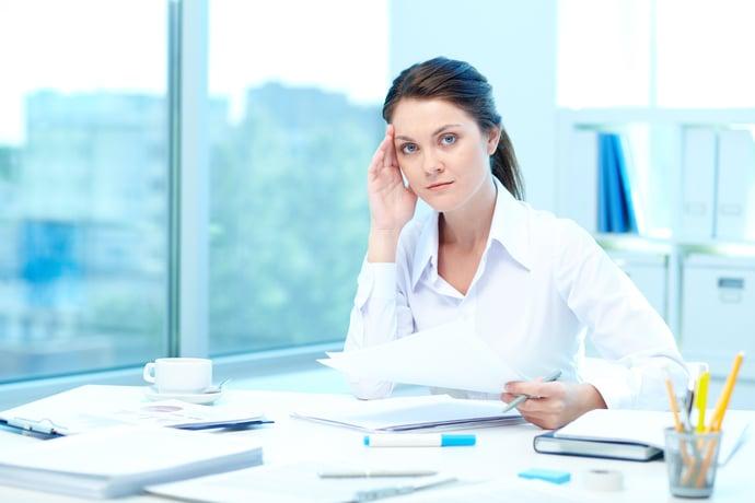 ¿Por qué es importante salir temprano de la oficina?