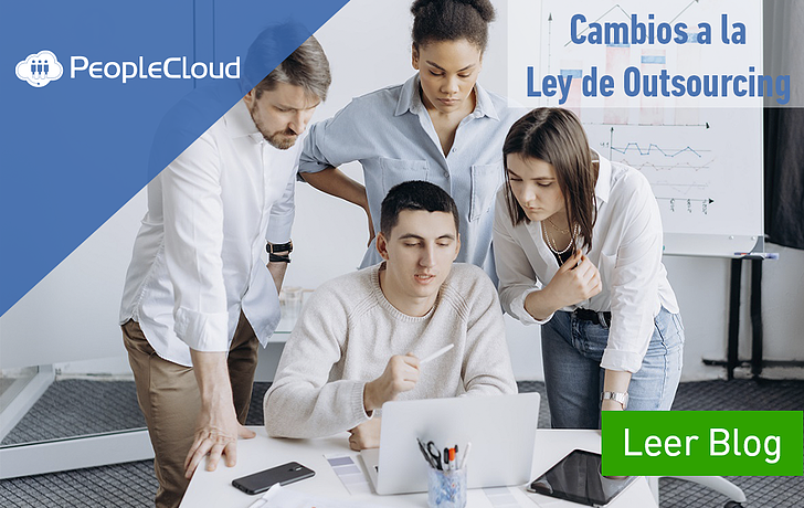 Cambios en la Ley Outsourcing